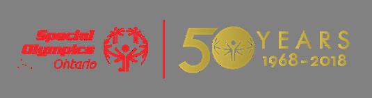 Special Olympics Ontario 50 Years